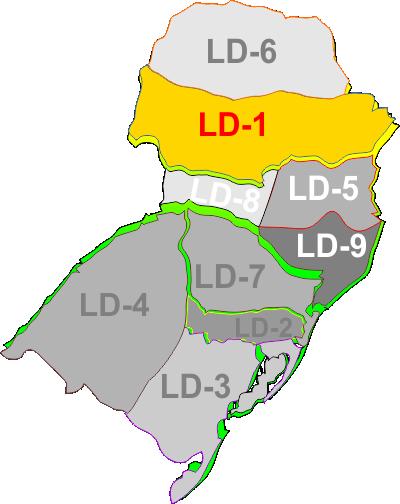 Distrito LD-1